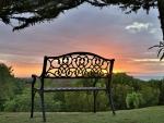 wonderful sunset
