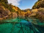 Jiuzhaigu-Valley, China
