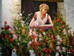 Beautiful Painting by Juan Fortuny