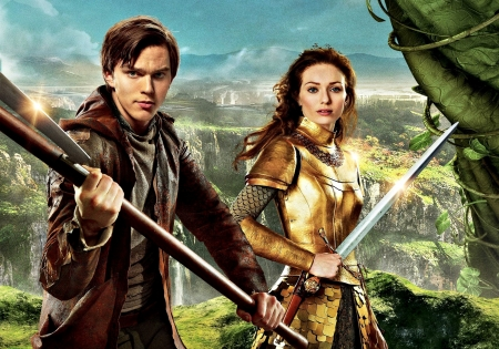 Jack The Giant Slayer 2013 Movies Entertainment Background Wallpapers On Desktop Nexus Image 2029789