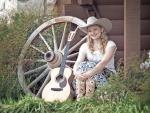 Cowgirl Kristyn Harris