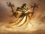 Warriors Ghost