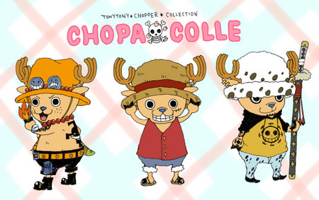 Tony Tony Chopper Collection Other Anime Background