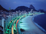 Brazil - City on the coast