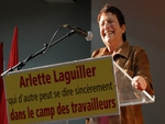 Arlette Laguiller, the revolutionary