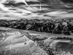 ski slopes in kitzbuhel austria hdr