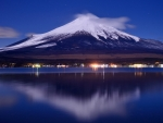 Mount Fuji Reflection