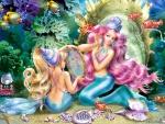 Mermaids and Pearls