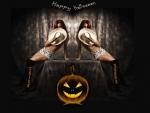 Cowgirls Halloween