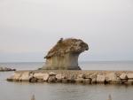 Mushroom Rock Lacco Ameno Ischia Italy