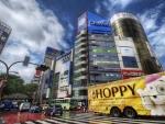 hoppy beer truck hdr