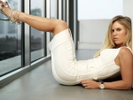 Another side of Caroline Wozniacki
