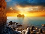 Evening Sun