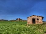 the beauty of tuscany italy hdr