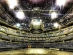the fedex forum in memphis home of the grizzlies hdr