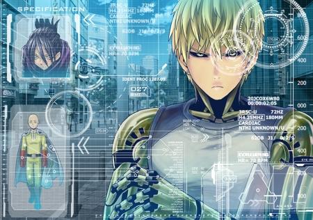 Genos Other Anime Background Wallpapers On Desktop Nexus Image 2034195
