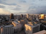 Bangkok Thailand Sunset
