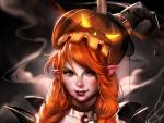Pumpkin elf