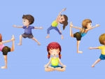Early Years Yoga