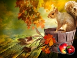 happy autumn day