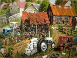 The Farmyard Shed