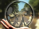 THE BEATLES Abbey Road Bubble
