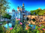 Disneyland, Anaheim-California
