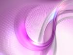 Lavender Pink Wave