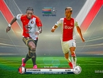 FEYENOORD - AJAX amsterdam WALLPAPER