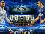 Real Madrid - Paris Saint Germain Champions League 2015