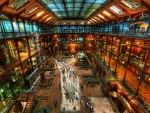 marvelous natural museum hdr