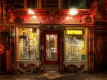 the tattoo shop hdr