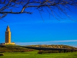 massive tower lighthouse under blue sky