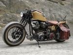 Harley Davidson FXE Shovel Bobber