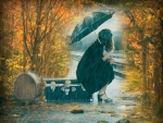 waiting on a rain
