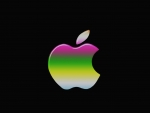 beautiful coloring apple
