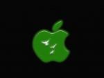 green apple  pigeons