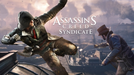 Assassin's Creed Syndicate (5) - London, gamers, Play Station, Assassins Creed, Jacob, video games, X Box, England, UK
