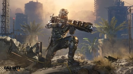 Call Of Duty: Black Ops 3 - Call of duty, black, 3, ops, 2015
