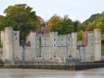 Upnor Castle in Kent, England