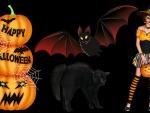 Happy Halloween F