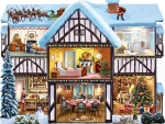 Christmas Eve House F1