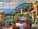 Terrace Cafe F1