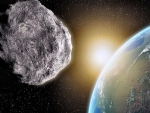 Near Miss Asteroid F