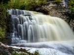 Jones Falls, Owen Sound, Ontario, Canada