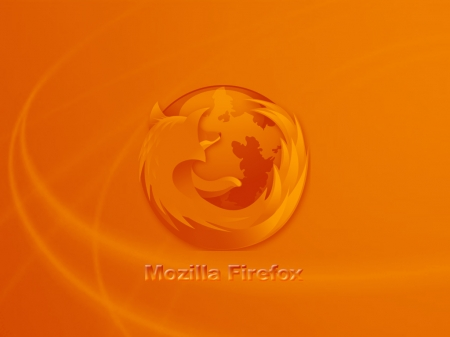 modzilla firefox - firefox, software, modzilla, orange