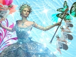~ Mistress of butterfly fairies ~