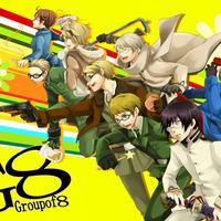 Axis Powers Hetalia - G8