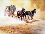 The Post Wagon