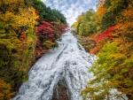 Yudaki Waterfall, Japan